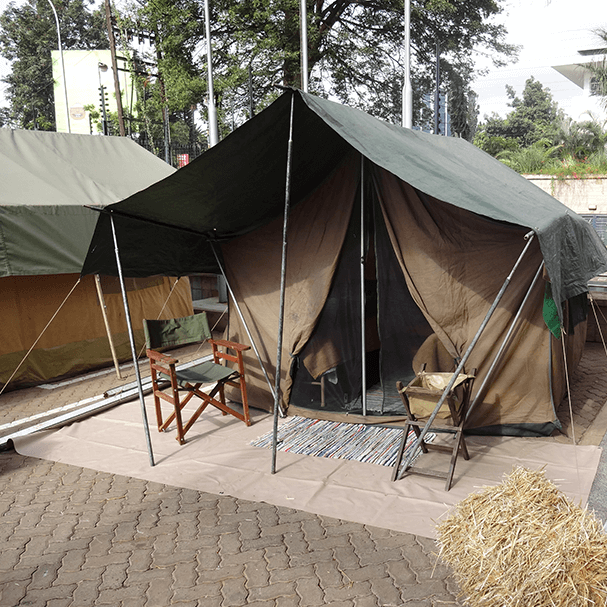 Economy/Semi Luxury Tents